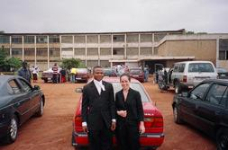 Projects Abroad France - Droit Ghana