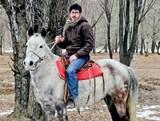 Baptiste Cessieux, journalisme en Mongolie