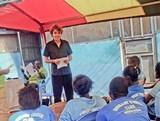 Nicolas Tronc, droits de l'Homme en Afrique du Sud