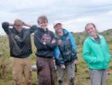 Ophélie Bertrand, mission écovolontariat au Kenya