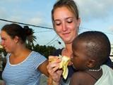 Alexia Beaudelot, mission humanitaire au Sénégal
