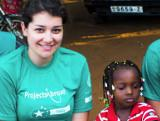 Laurie Renaud, mission humanitaire au Togo