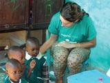 Lise Wendling, mission humanitaire au Sénégal