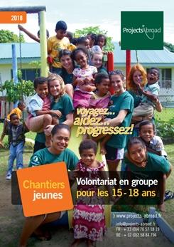 Brochure Chantiers internationaux