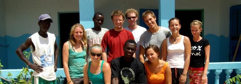 Communauté de volontaires internationaux