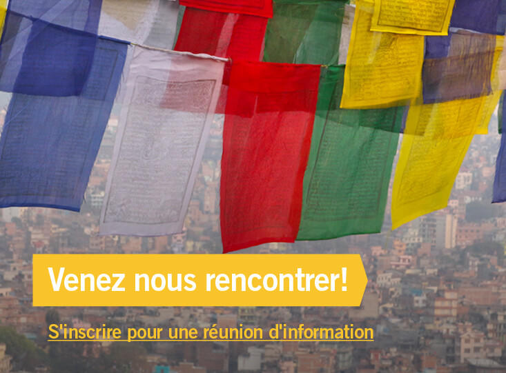 Sessions d'information