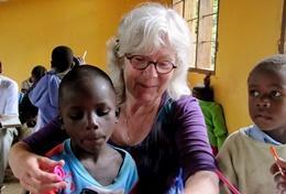Volontariat international pour les professionnels : Action sociale
