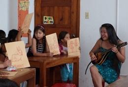 Missions de volontariat en Equateur (Galápagos) : Arts & création