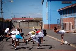 Volontariat dans la danse en Afrique du Sud