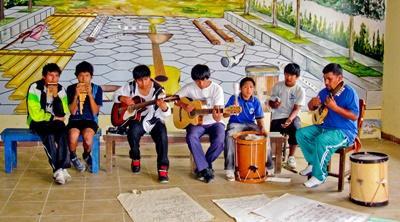 Projet humanitaire autour de la musique en Amérique Latine