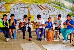 Missions de volontariat et stages en Bolivie : Arts & création