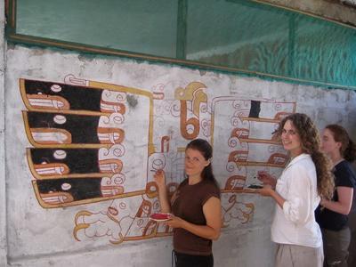 Chantier archéologie Pérou