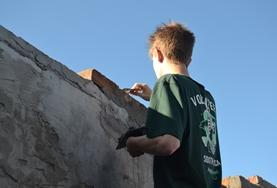 Chantiers internationaux construction & reconstruction : Afrique du Sud