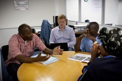 Stage initiation aux droits de l'Homme en Afrique