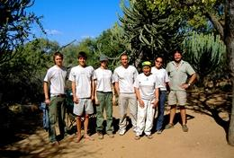 Chantiers écovolontariat et environnement : Afrique du Sud