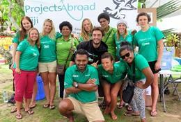 Chantiers écovolontariat et environnement : Fidji