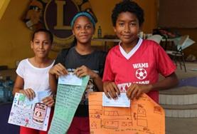 Chantiers Humanitaires : Belize