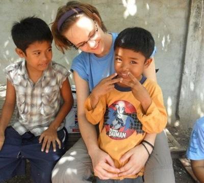 Chantier humanitaire Cambodge