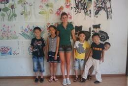 Chantiers Humanitaires : Chine