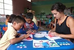 Chantiers Humanitaires : Equateur