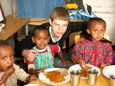 Chantier humanitaires Ethiopie