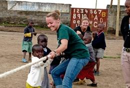 Chantiers Humanitaires : Ghana