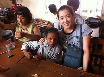 Chantier Humanitaire Nepal