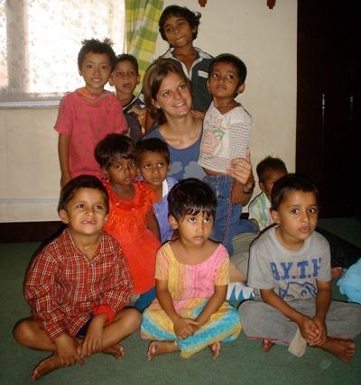 Chantier International Humanitaire Nepal