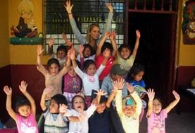 Chantiers Humanitaires : Pérou