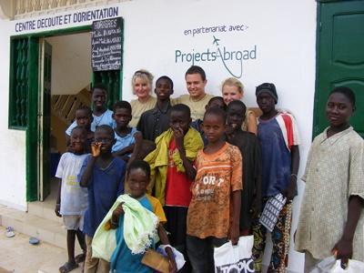 Chantier International Sénégal