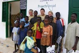 Chantiers Humanitaires : Sénégal
