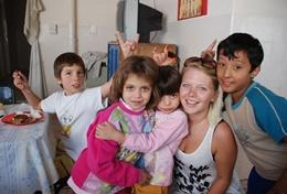 Chantiers Humanitaires : Argentine