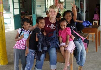 Chantier jeunes Fidji