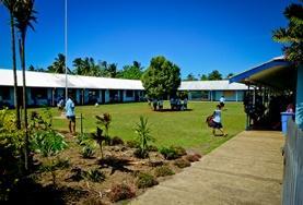 Chantiers Humanitaires : Samoa