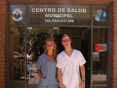 Initiation soins infirmiers Amérique du Sud