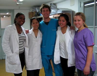 Stage d'orientation Médecine Amérique du Sud