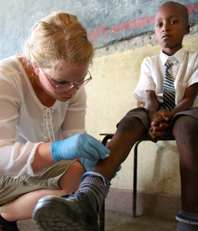 Stage de découverte de la médecine au Kenya