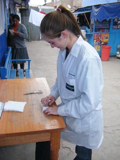 Stage de découverte de la médecine au Pérou