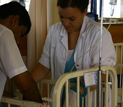 Stage initiation medicine générale Jamaïque