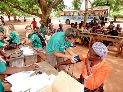 Stage d'orientation Médecine dans un pays anglophone