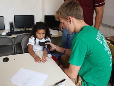 Volontaire en chantier Santé publique au Mexique