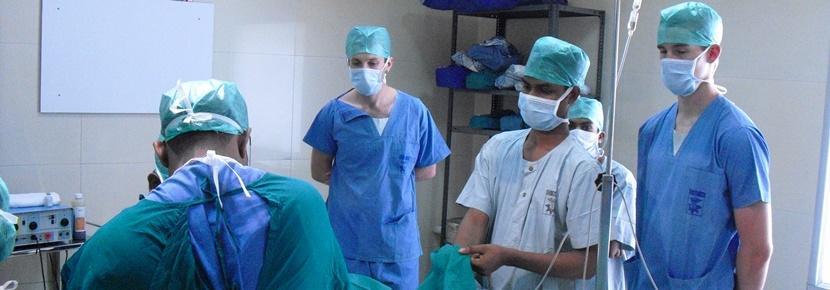 Stage d'orientation Médecine à l'étranger