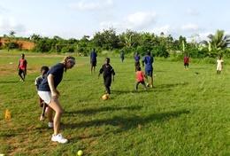 Chantiers Jeunes Sport : Ghana