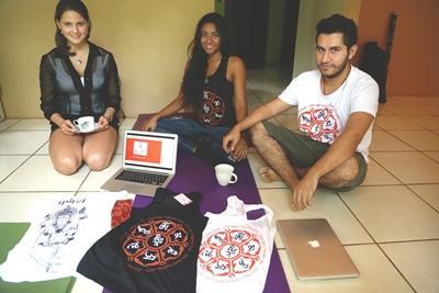 Volontaires en projet business au Costa Rica