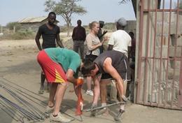 Chantier de Construction en Afrique : Tanzanie
