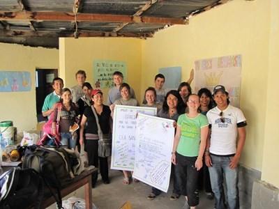 Cours d'espagnol en Bolivie et cours d'anglais en Bolivie