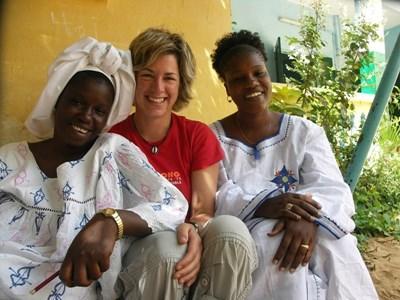 Cours de wolof au Sénégal