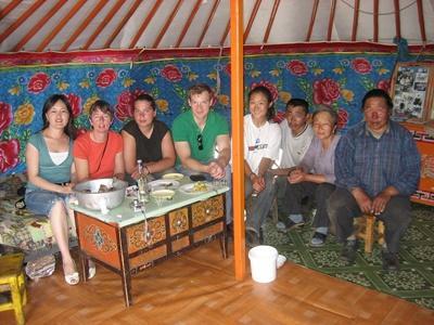 Mission Culturee Communauté avec Projects Abroad