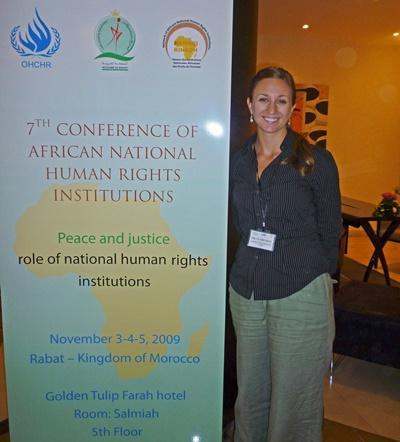 Faire un stage en droits de l'Homme au Maroc