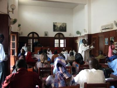 Faire un stage de droits de l'Homme en Afrique francophone